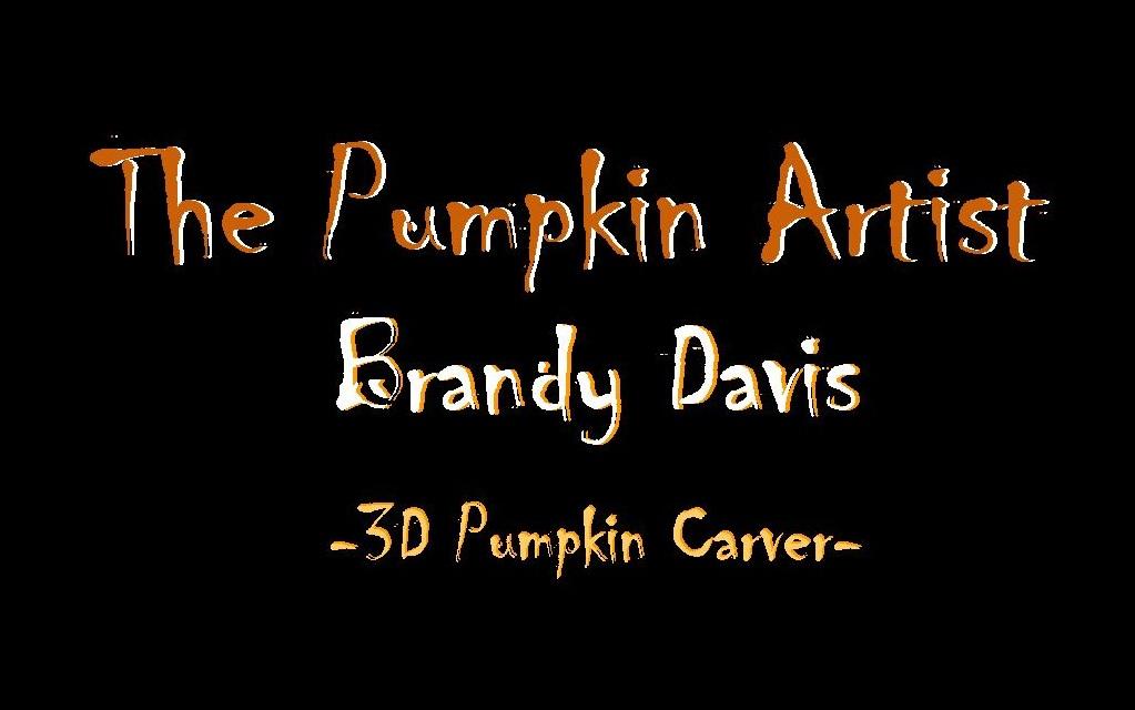 Pumpkin Title Banner