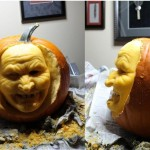 3D Pumpkin by Brandy Davis
