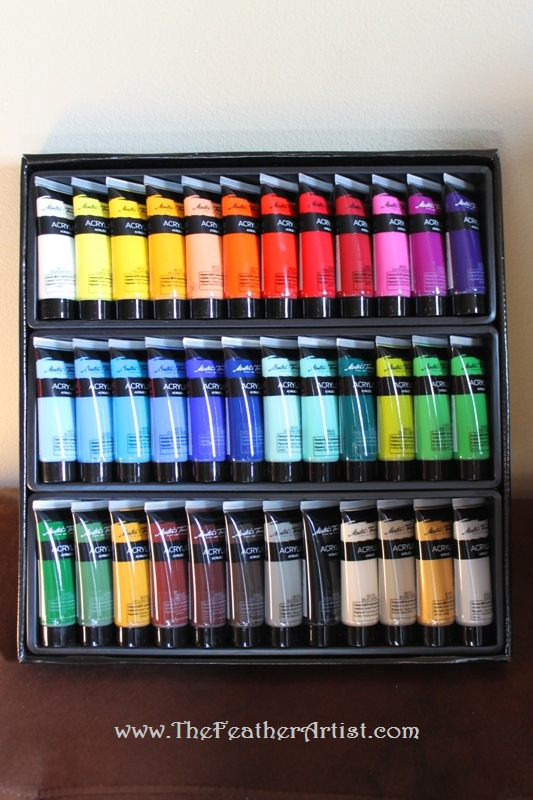Best Oil Paint Starter Kit